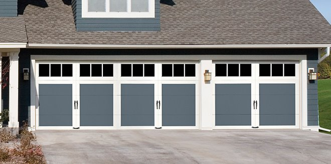 Distribudoors garage door service greater seattle area for Garage door visualizer