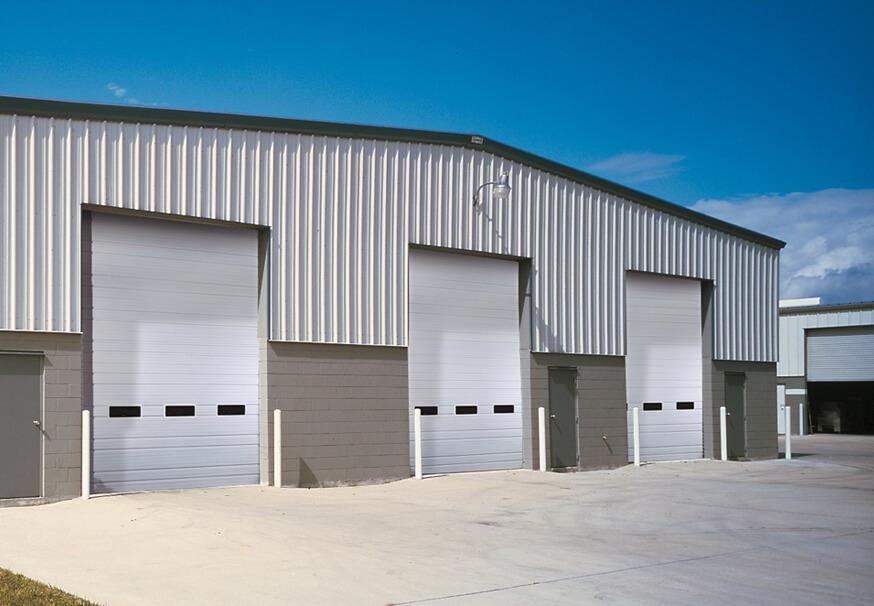 Industrial Series overhead doors