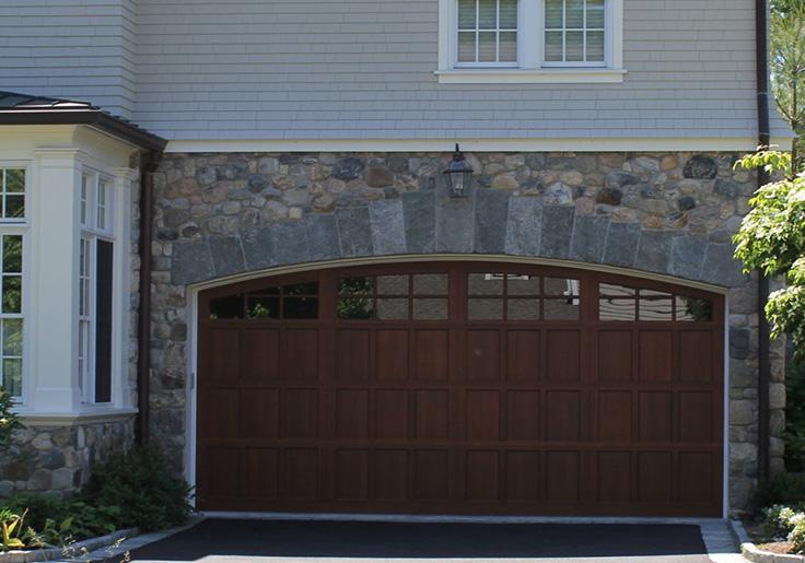 Infinity Classic garage doors