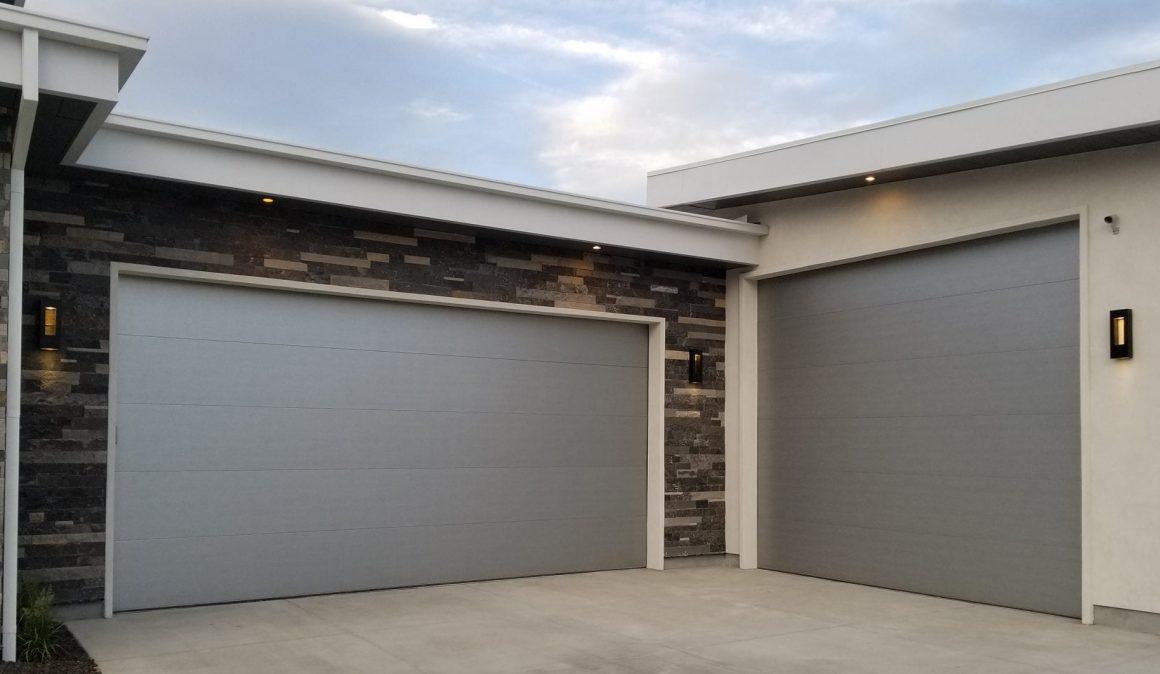 Modern Tech™ garage doors