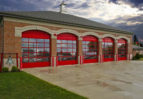Commerical Steel Garage Doors Seattle Distribudoors