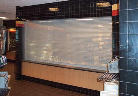 Counter Shutters overhead doors