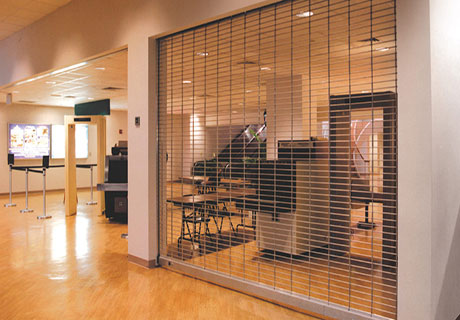 Security Grilles overhead doors