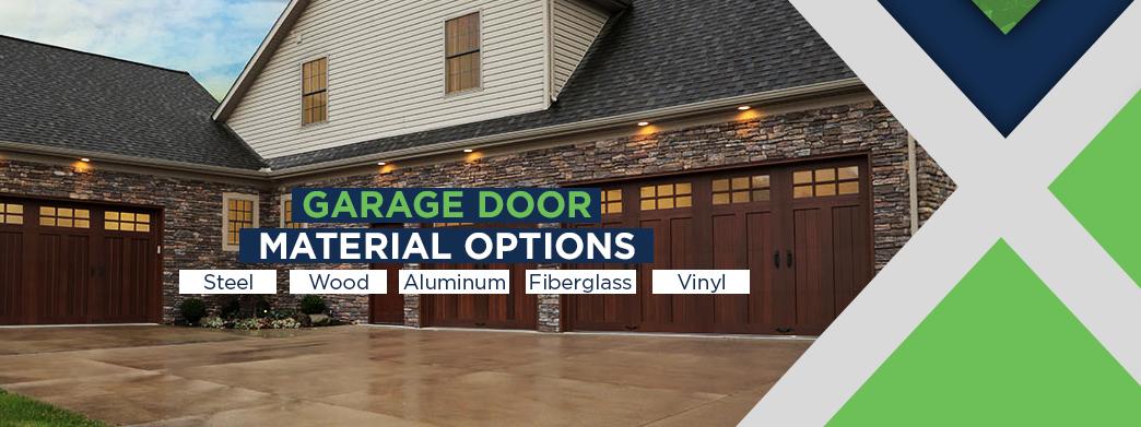 seattle garage door materials