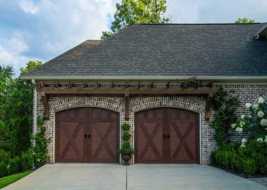 Wood Look Garage Doors Distribudoors
