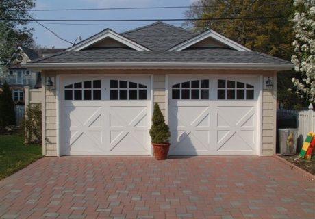 Reserve® Wood Custom garage doors