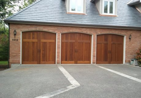 Reserve® Wood Custom garage doors