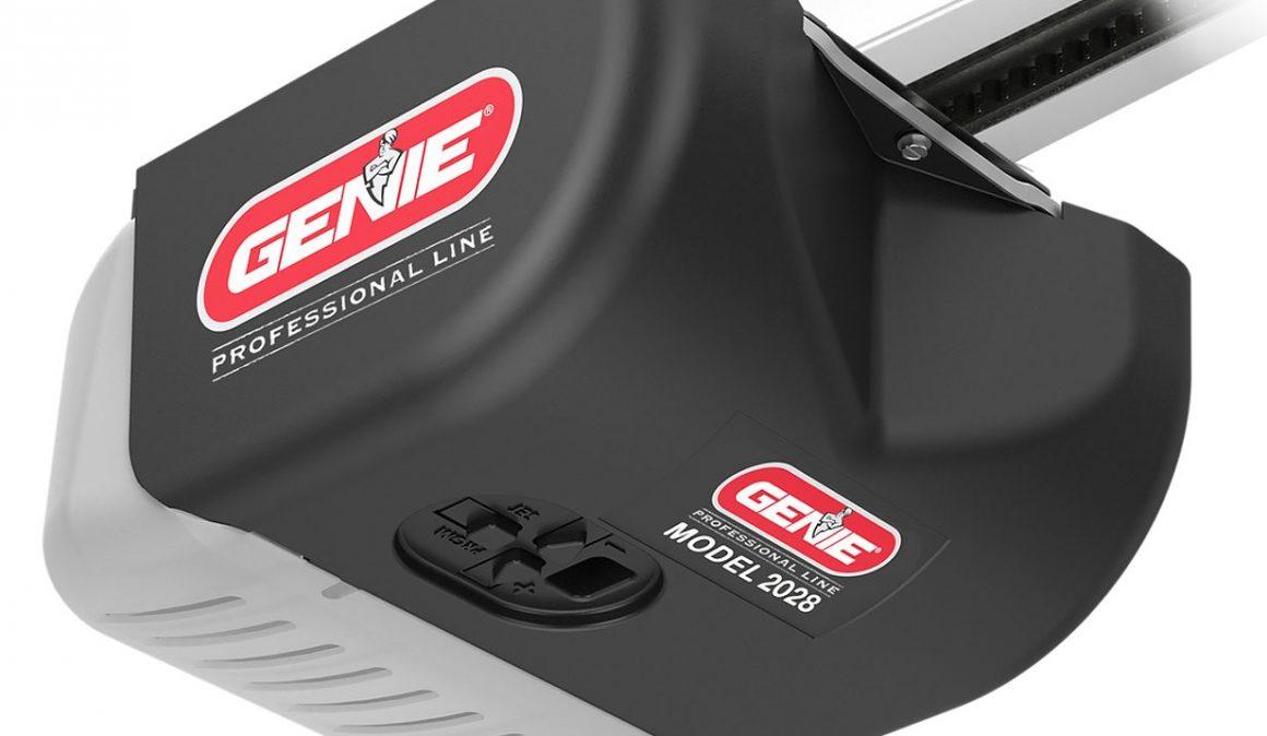 Genie ® Belt Drive Openers garage doors